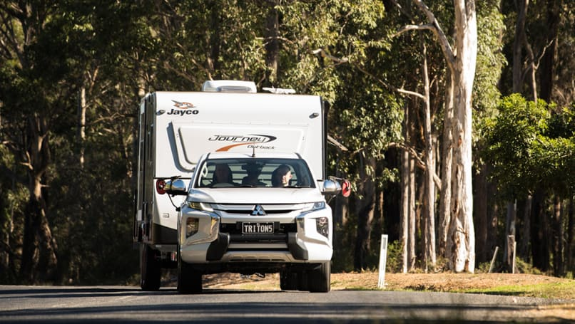 Demand is so high, dealers are running out of caravans and camper-trailers.
