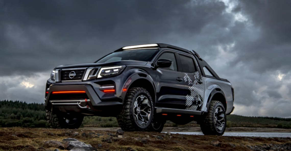 Ford Suv Models >> Nissan Navara Nismo on the cards as brand studies Ford ...