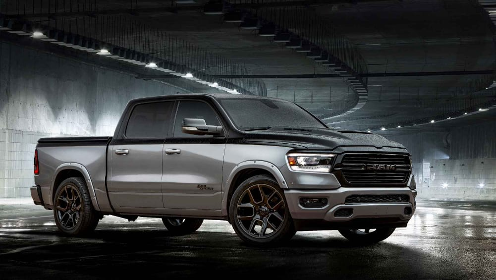 Ram 1500 Low Down: Low-riding jumbo truck firms for production