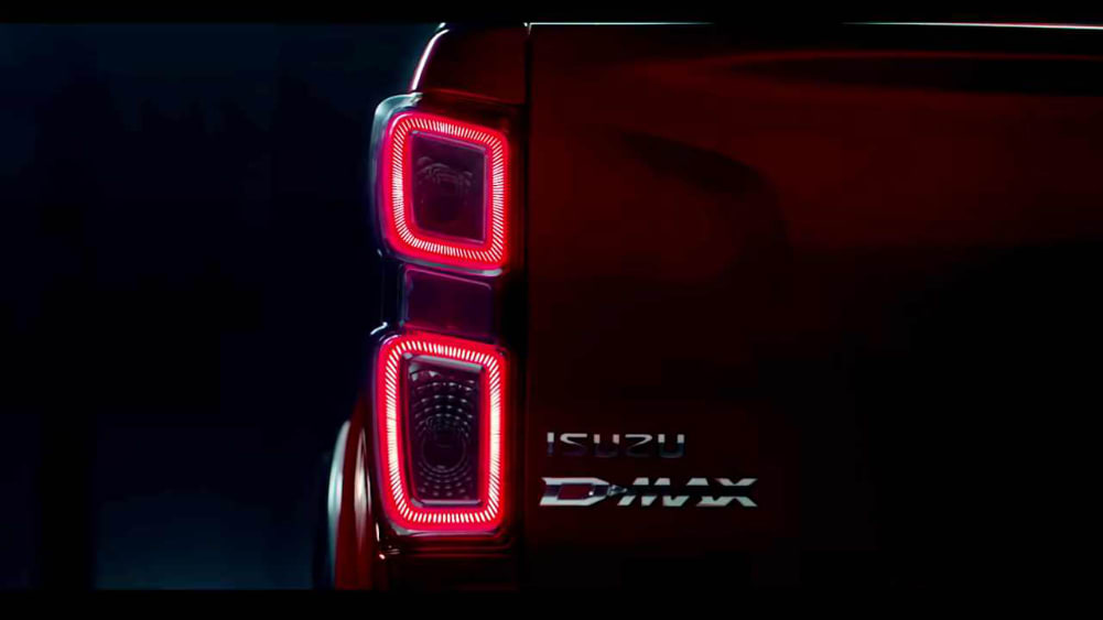 Isuzu D-Max 2020: First look at all-new Toyota HiLux rival