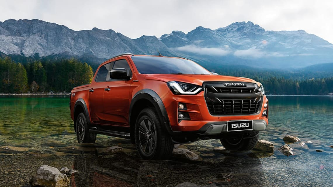 Off Road Design >> Can the Isuzu D-Max 2020 fight Ford? New ute benchmarked ...