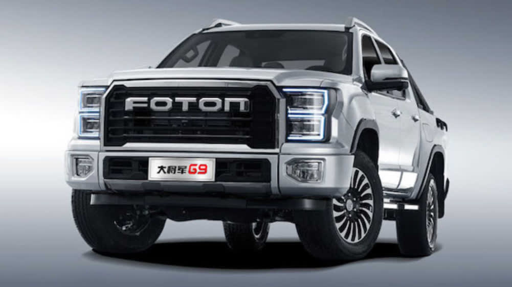 Meet the Chinese Ford F-150! The Foton Big General might be the best (or worst) knock-off yet - CarsGuide