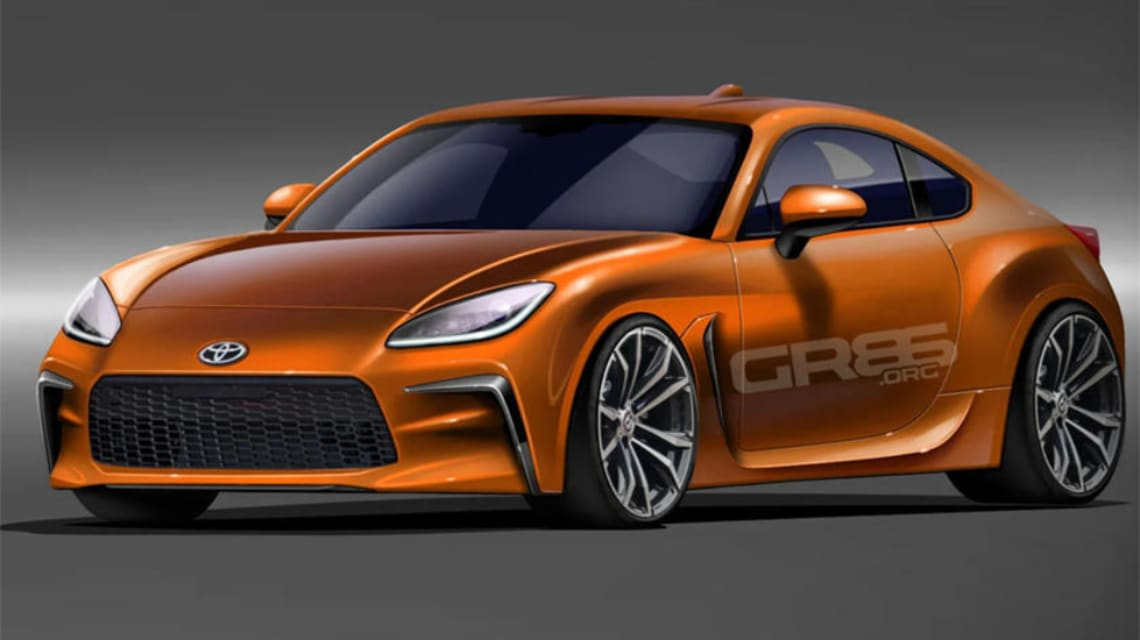 New Subaru BRZ 2021 coming earlier than expected! When the ...
