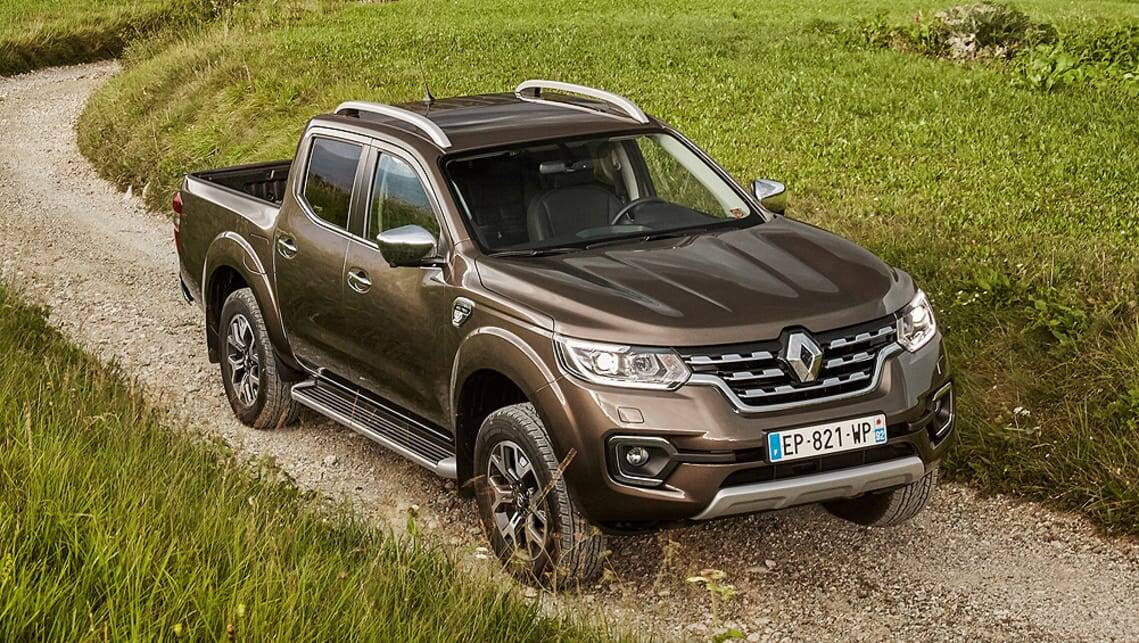 French Toyota HiLux fighter firms as Renault looks to Mitsubishi Trito