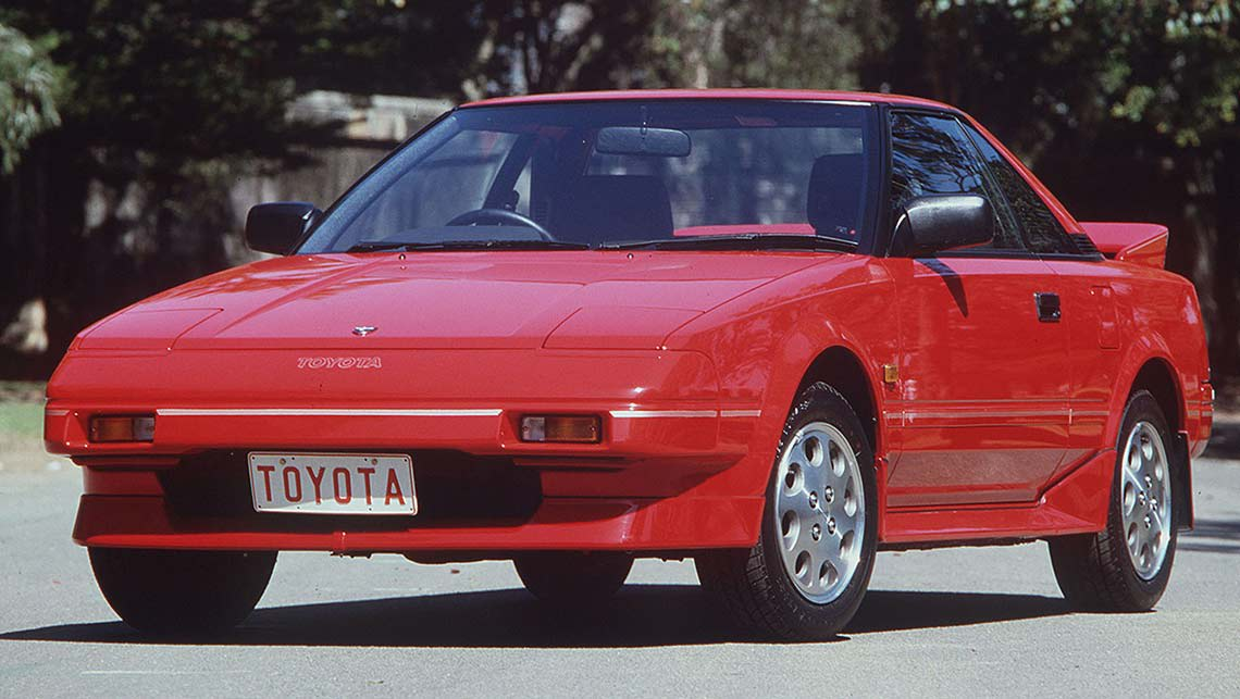 Toyota Mr2 1987 >> Used Toyota Mr2 Review 1987 2006 Carsguide