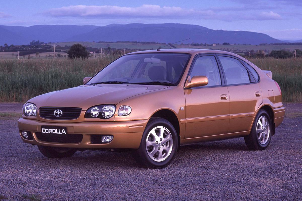 Kekurangan Toyota Corolla 2001 Review
