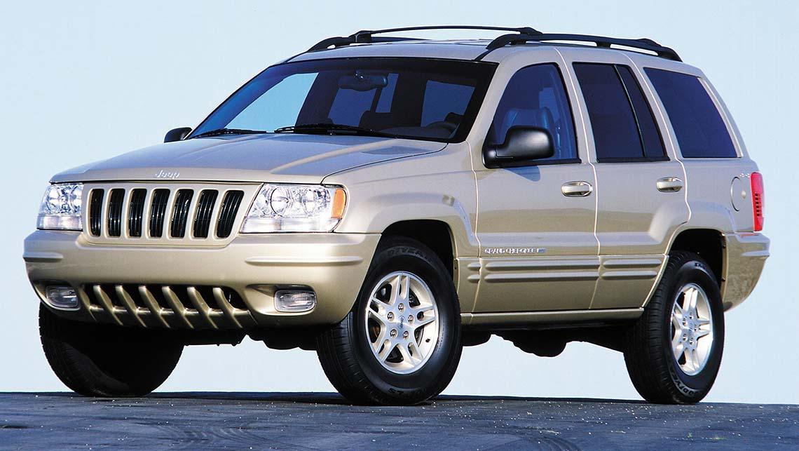 2005 Jeep Grand Cherokee Laredo 4×4 Reviews