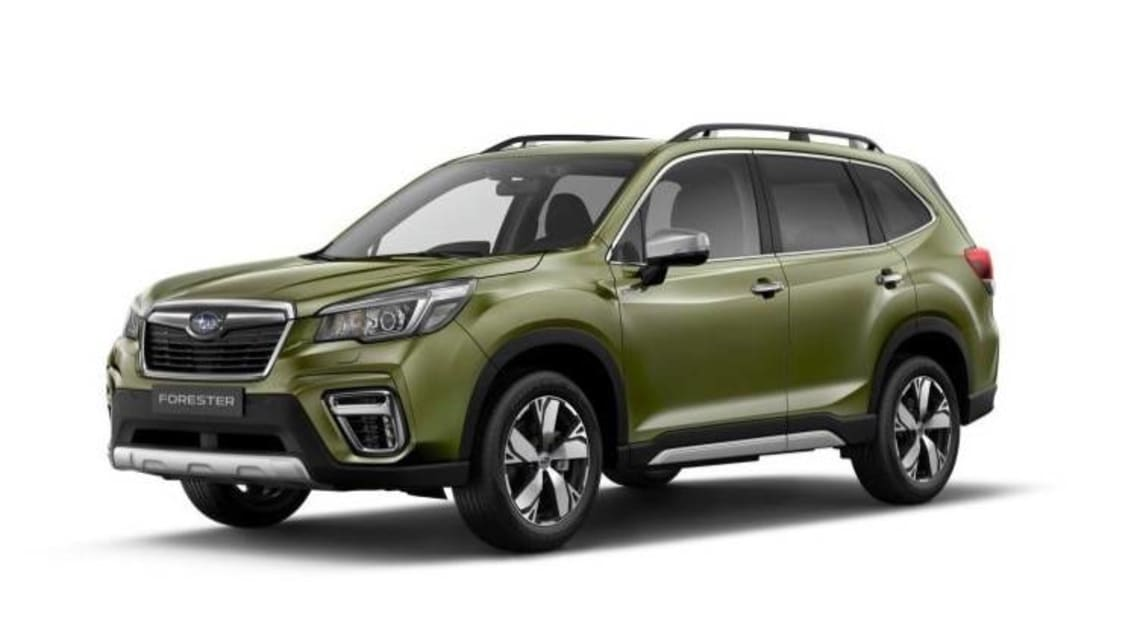 Subaru Forester Xv Eboxer Hybrids Arriving In Early 2020 Carsguide