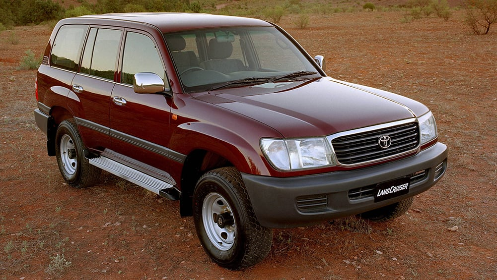 Toyota Land Cruiser 100 Series Used Review 1998 2002 Carsguide