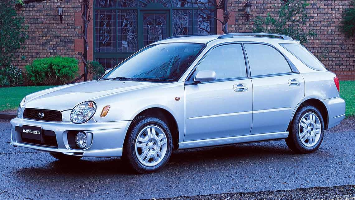 Used Subaru Impreza Review 2000 2013 Carsguide