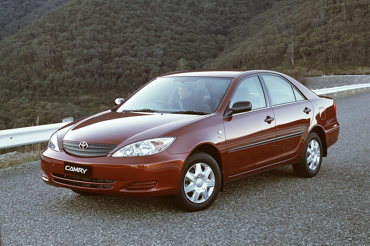 Used Toyota Camry Review 2002 2006 Carsguide