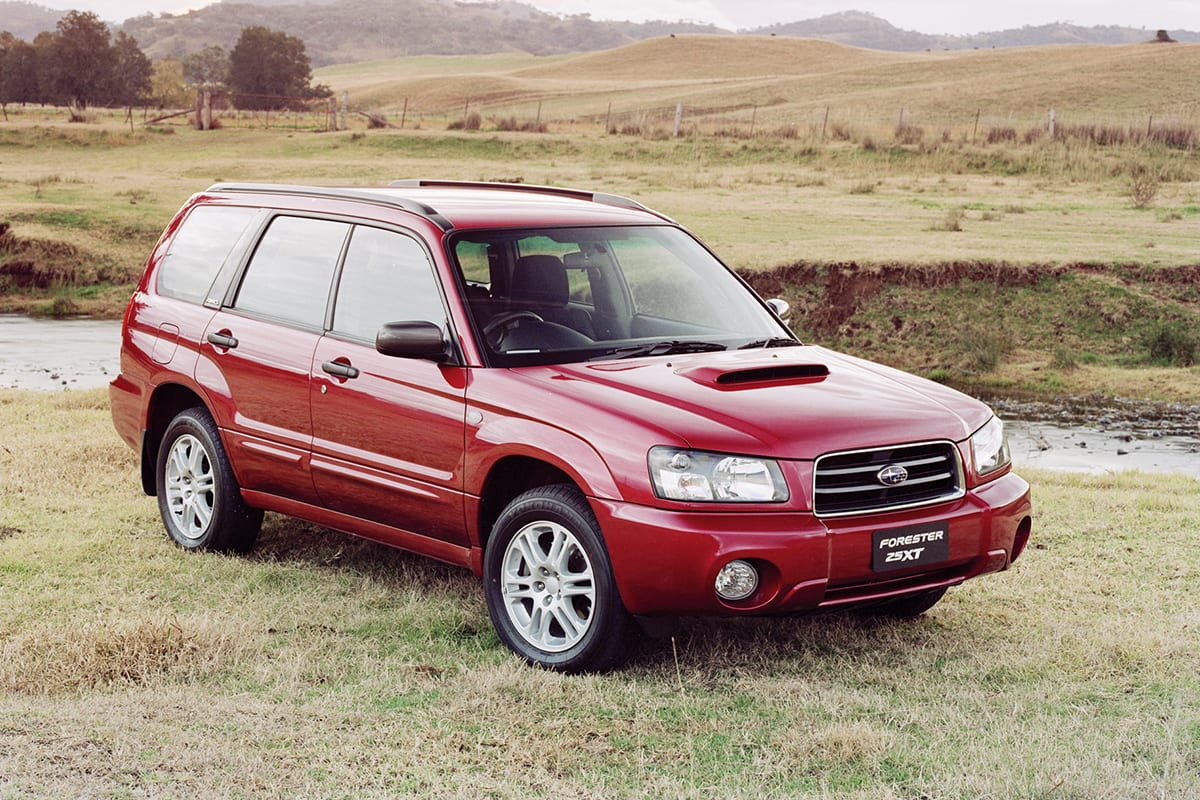 Used Subaru Forester Review 2002 2008 Carsguide