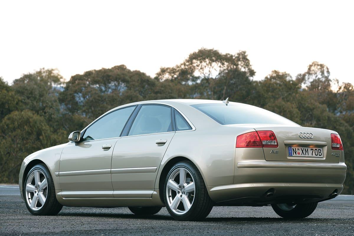 Kelebihan Audi A8 2007 Harga