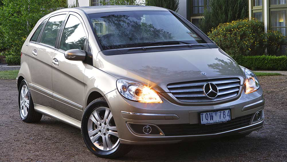 Used Mercedes B-Class review: 2005-2015   CarsGuide