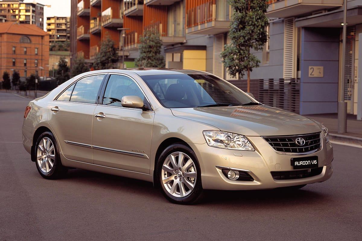 Kelebihan Kekurangan Toyota 2007 Perbandingan Harga