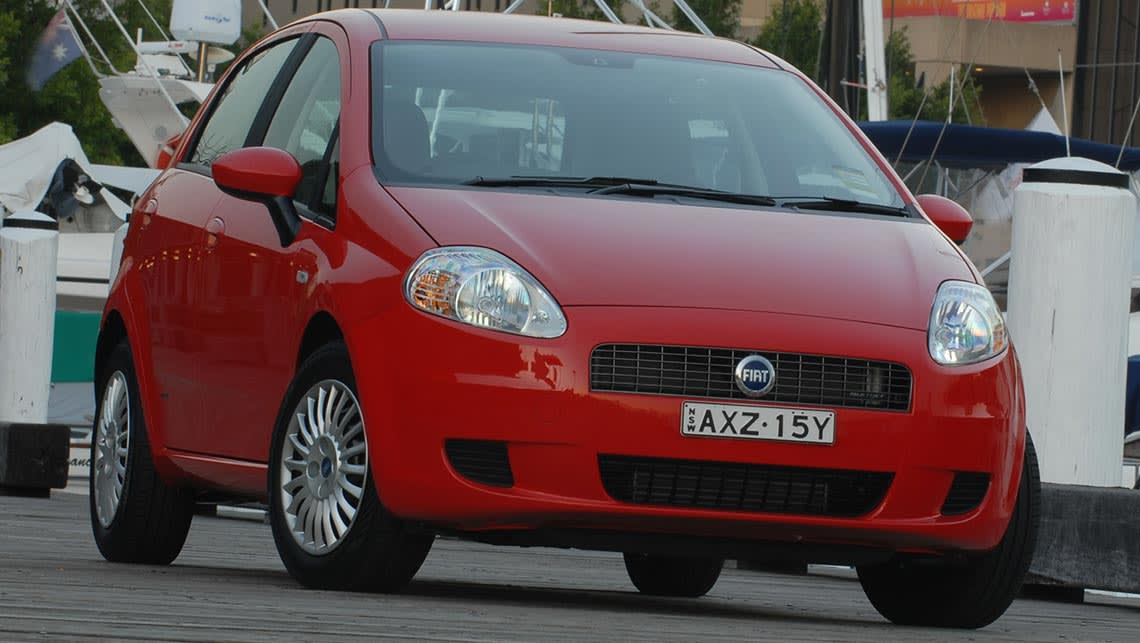 Used Fiat Punto Review 2006 2014 Carsguide