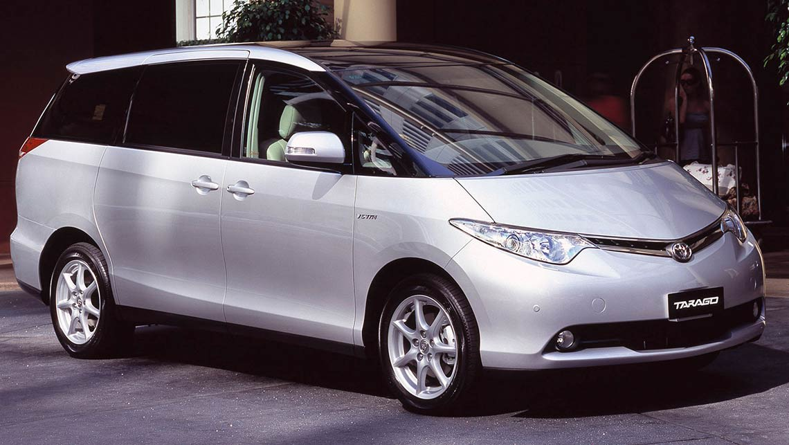 Used Toyota Tarago review: 1990-2013 | CarsGuide