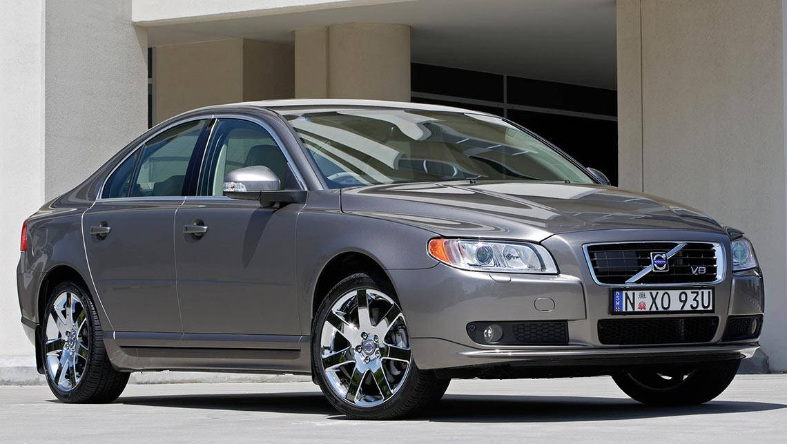 Used Volvo S80 Review 1998 2013 Carsguide