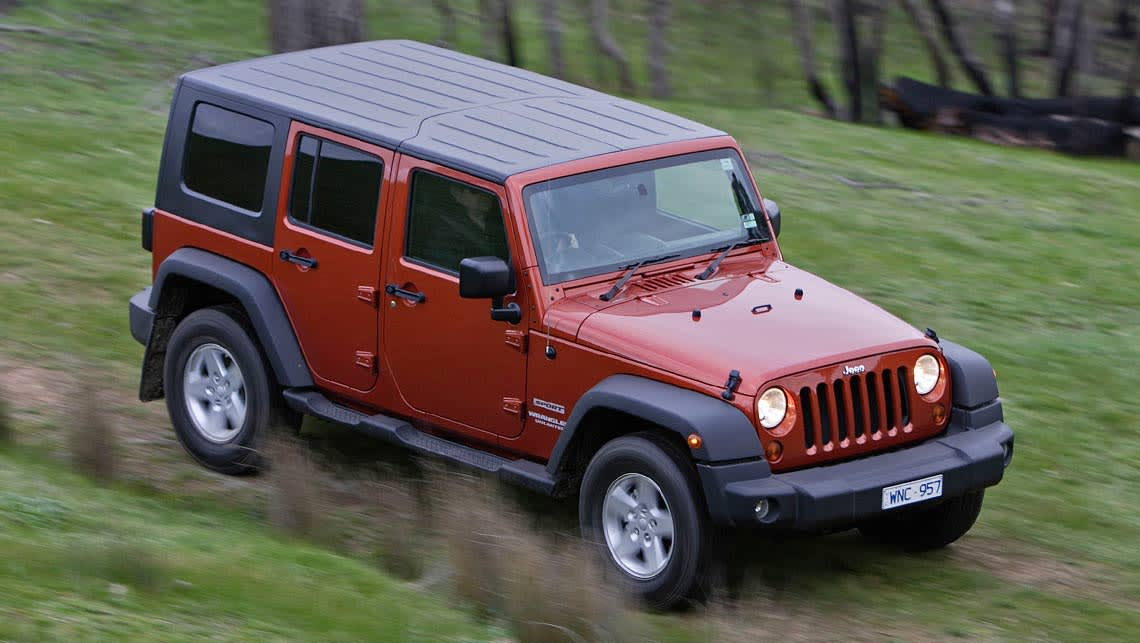 Used Jeep Wrangler review: 1996-2014 | CarsGuide