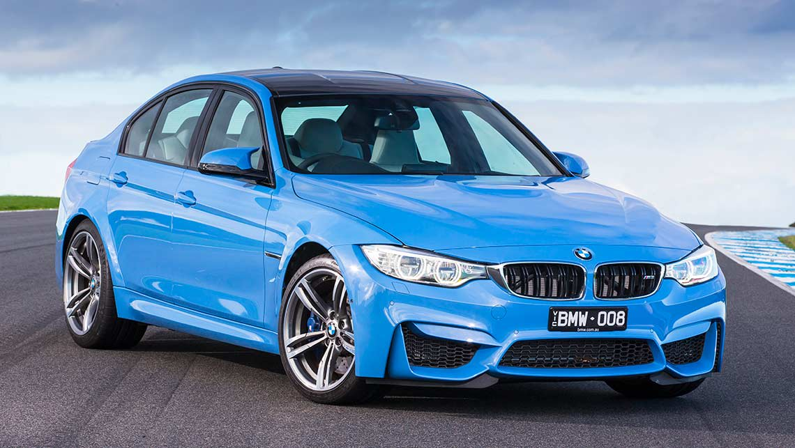 Bmw M3 Auto 2014 Review Carsguide