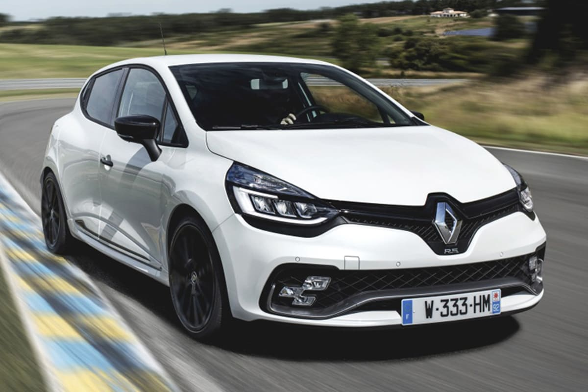 Renault Clio Rs Trophy 2017 Pricing And Spec Confirmed Car News Carsguide