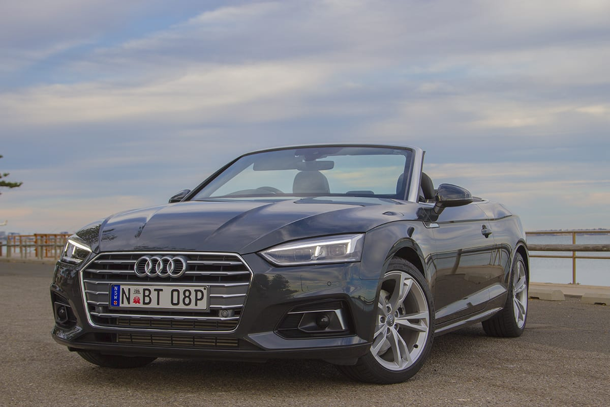 Audi A5 Cabriolet 2 0 Tfsi Quattro 2017 Review Carsguide