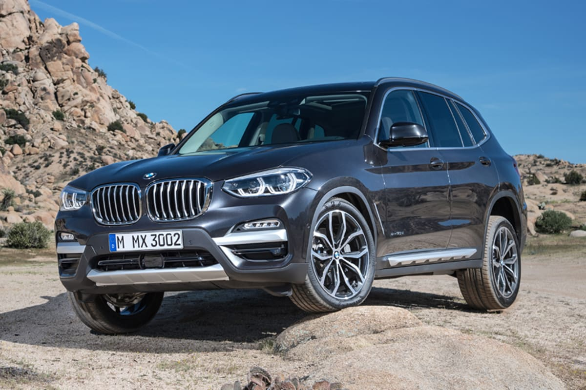 Bmw X3 2017 Pricing And Spec Confirmed Car News Carsguide