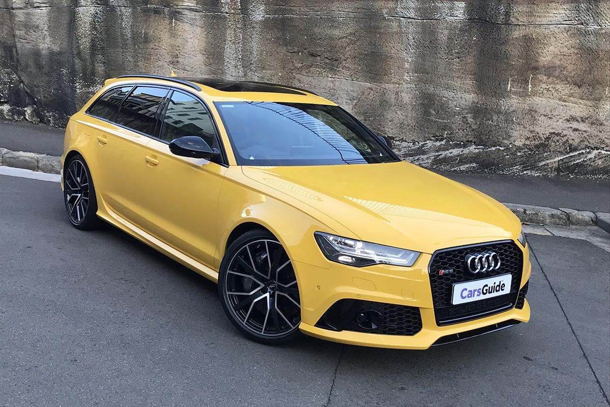 Kelebihan Audi Rs6 Avant 2018 Perbandingan Harga