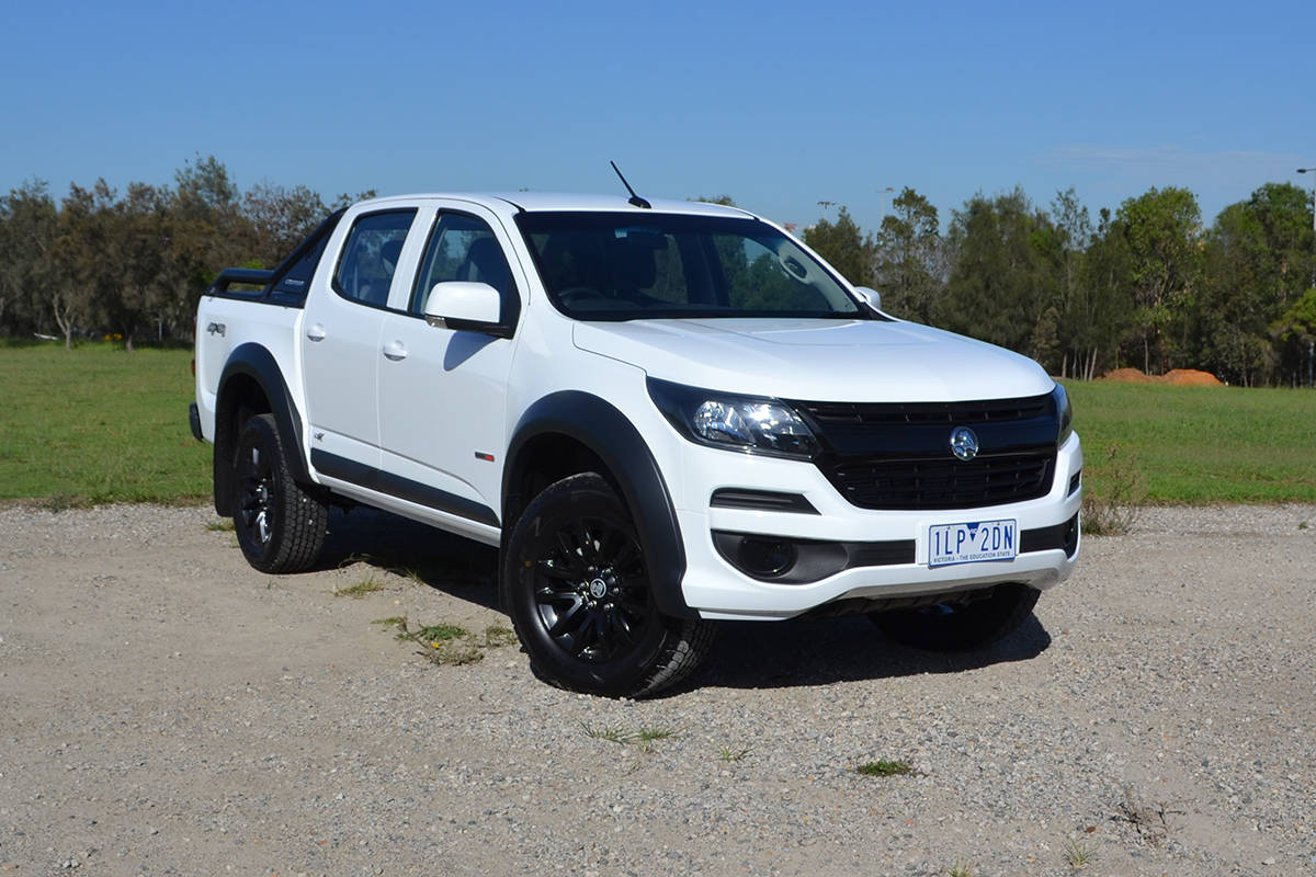 Holden Colorado LSX 2018 review: snapshot   CarsGuide