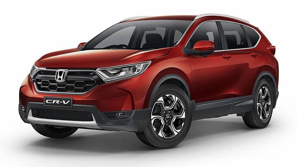 Honda CR-V +Sport 2018 pricing and spec confirmed - Car ...