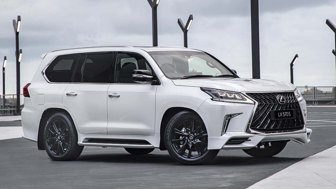 New Lexus Lx 2022 Detailed Toyota Land Cruiser 300 Series Based Suv To Get Twin Turbo V8 Petrol Engine Report Car News Carsguide