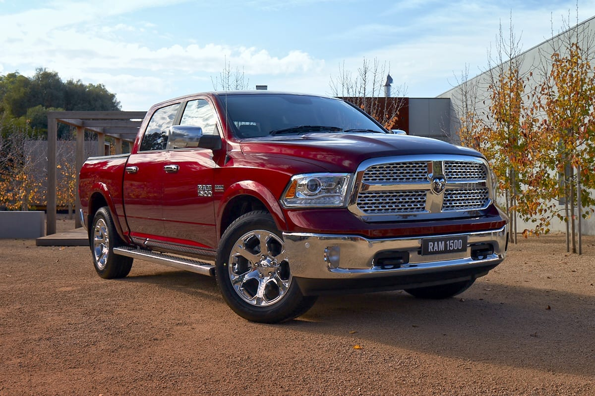 Ram 1500 2018 Pricing And Specs Confirmed Car News Carsguide