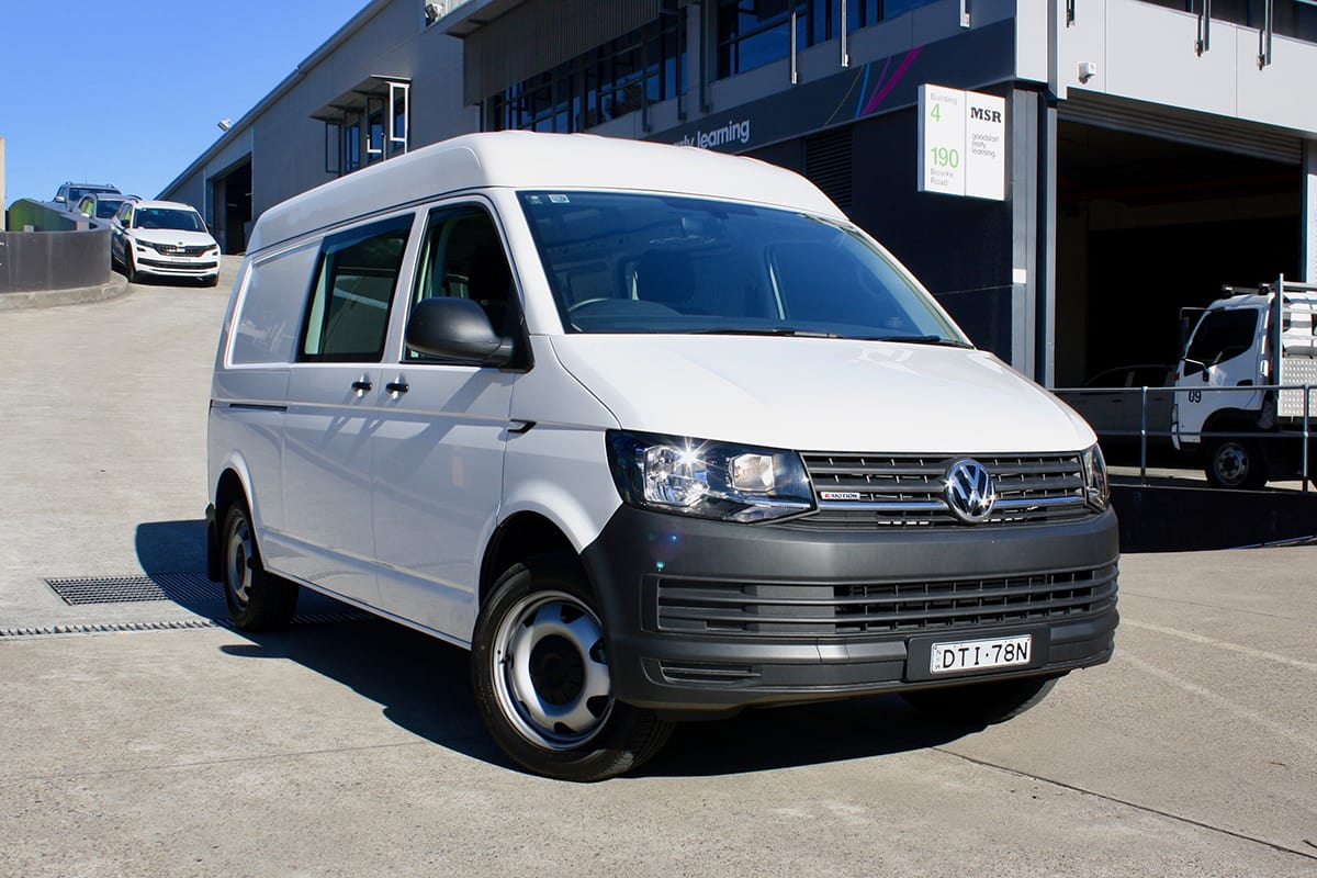 VW Transporter 2018 review   CarsGuide