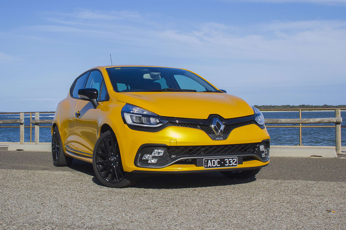 Renault Clio 2018 Review Rs Cup Carsguide