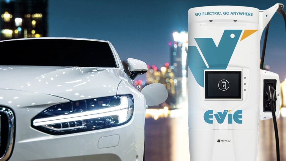 Australian government pledges $15 million to EV charging network