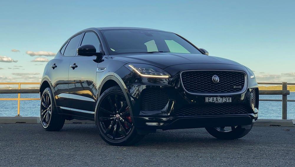 Jaguar E-Pace 2019 review: R-Dynamic D180   CarsGuide