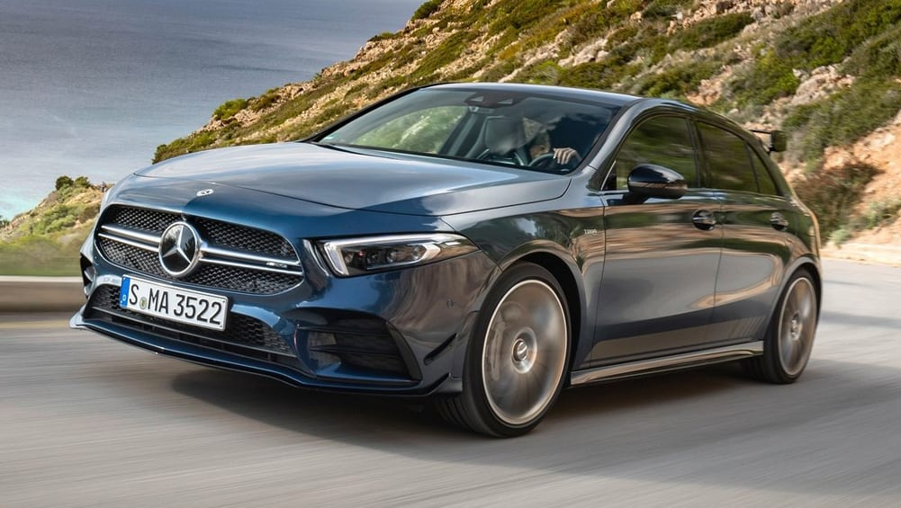 Mercedes Amg A35 2020 Vs The World How Does The Baby Amg Compare To