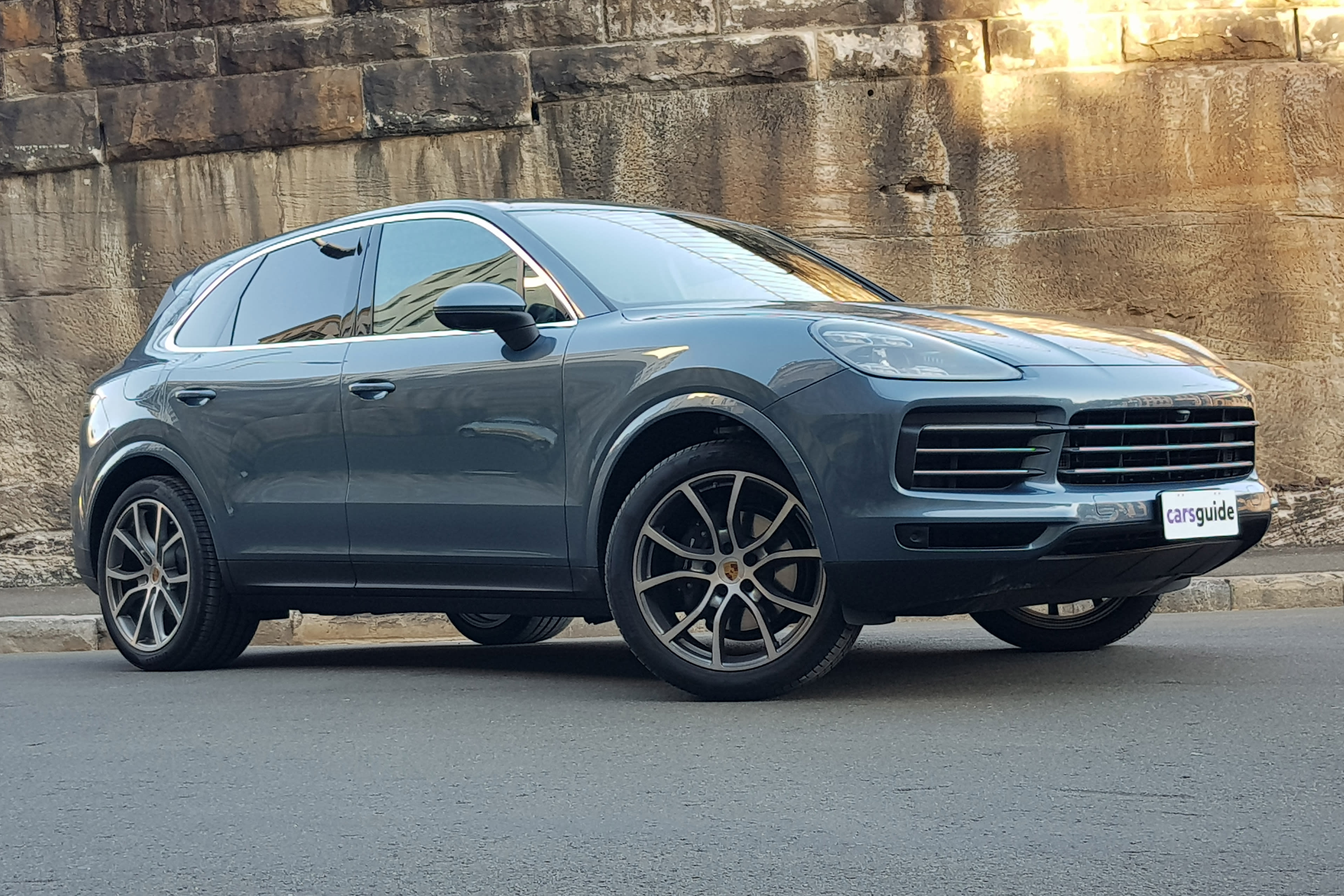 Porsche Cayenne 2018 Review Family Test Carsguide