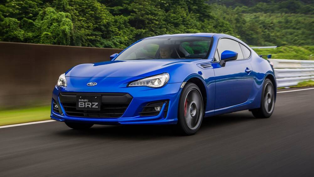 Next-gen Subaru BRZ confirmed alongside 2021 Toyota 86 ...