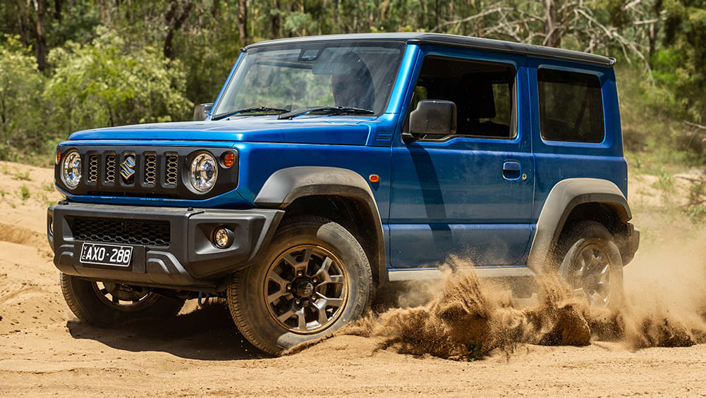 2020 Suzuki Jimny One Of The Best Non-US Off-Roaders >> 4113679533001