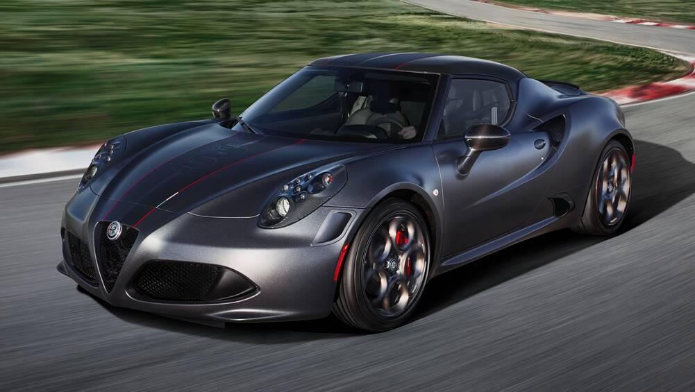 Alfa Romeo 4C 2020 pricing and spec confirmed: Competizione Limited Ed
