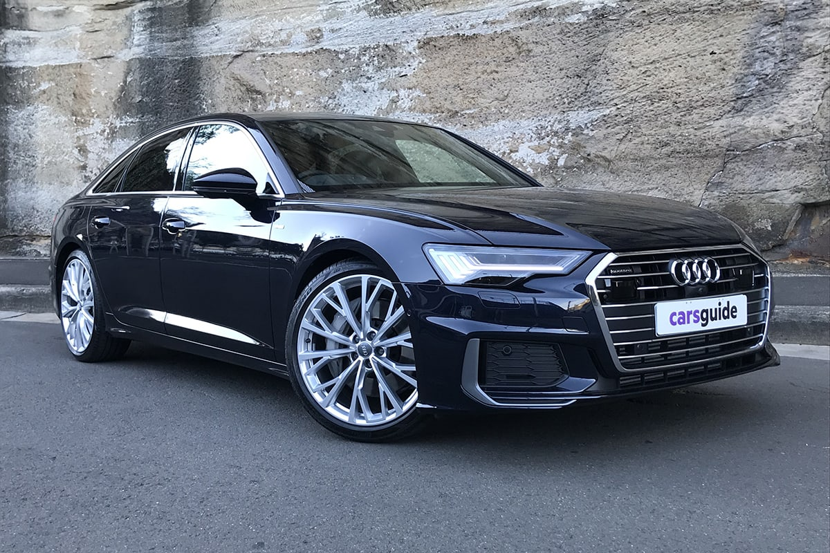 Audi A6 2020 review: 55 TFSI quattro S line   CarsGuide