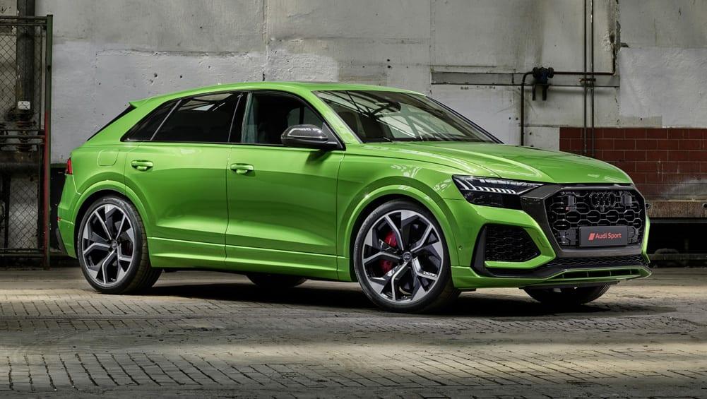 Audi RS Q8 2020 detailed: Large SUV gains RS6 Avant's V8 powerplant