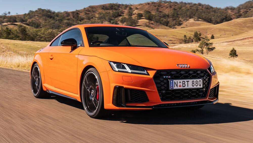 Audi Suv Models >> Audi TT 2020 pricing and spec confirmed: Roadster, manual ...