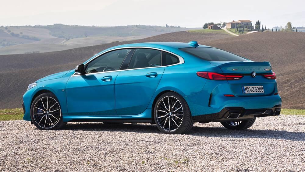 BMW 2 Series Gran Coupe 2020 revealed: New small sedan to take on Merc