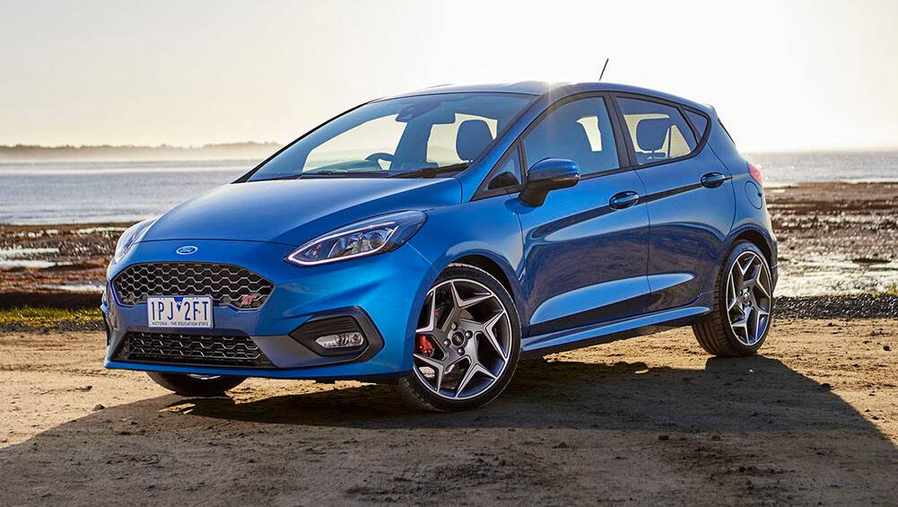 New Ford Fiesta St 2020 Pricing And Specs Detailed Increased Cost And Performance For Baby Hot Hatch Car News Carsguide