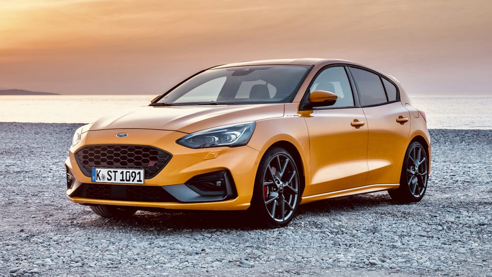 Ford Focus ST 2020 vs the world: Can this beat the VW Golf GTI and Hyu