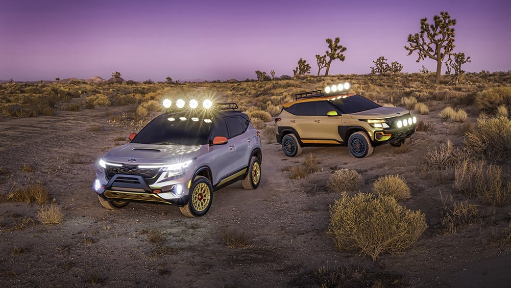 Kia Seltos 2020 gains serious off-road packages