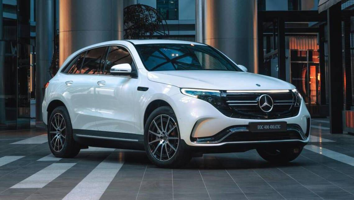 New Mercedes-Benz EQC 2020: Electric SUV off to strong ...