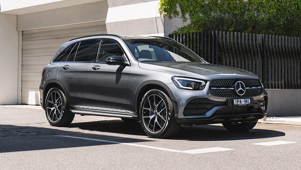 Mercedes Glc 300 2020 Review Snapshot Carsguide